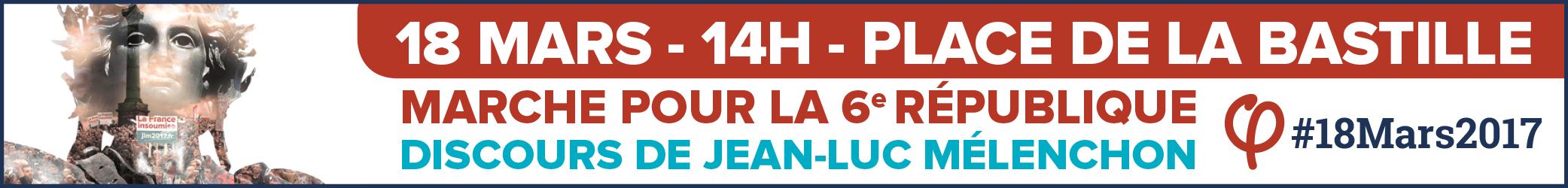 Marche pour la 6e République